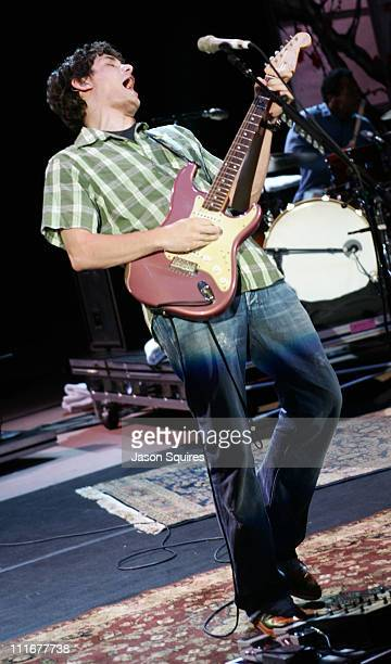 John Mayer during John Mayer in Concert July 7 2004 at Red Rocks Amphitheatre in Morrison Colorado United States