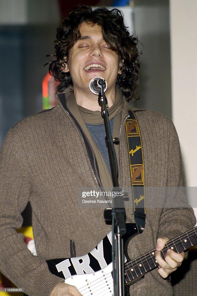 John Mayer 2005