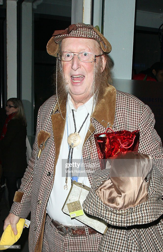 <a gi-track='captionPersonalityLinkClicked' href=/galleries/search?phrase=John+McCririck&family=editorial&specificpeople=210994 ng-click='$event.stopPropagation()'>John McCririck</a> at Riverside studios on April 3, 2013 in London, England.