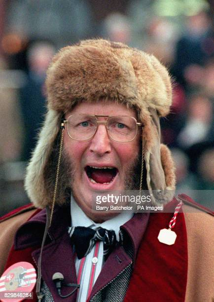 John McCririck Gamblers were tucking in to everything from stake and kidney pie to bread and flutter pudding at one betting shop For one day...