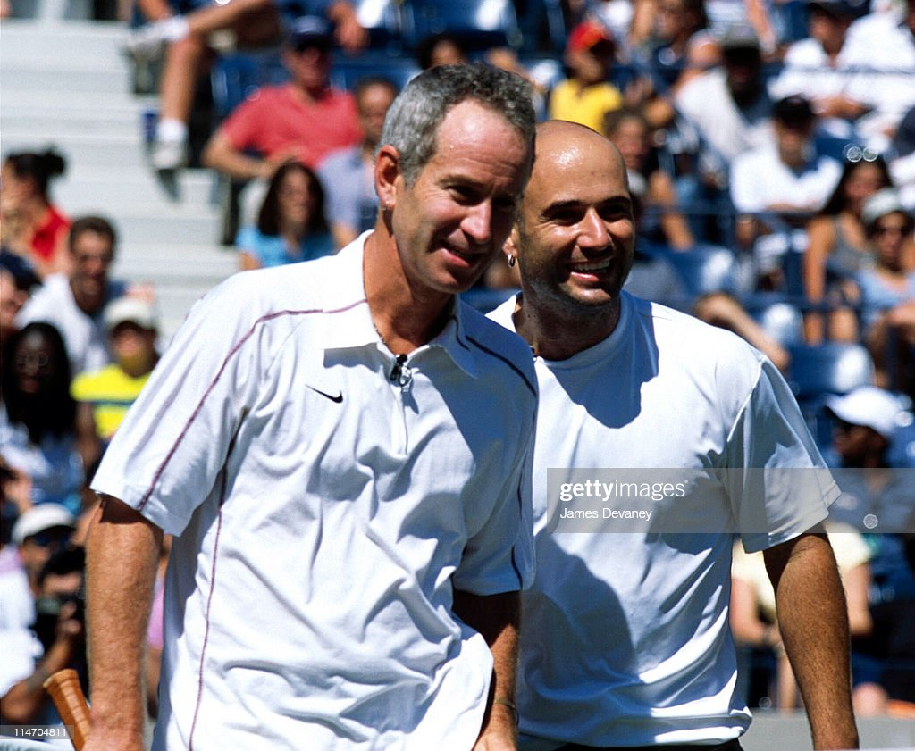 2001 Arthur Ashe Kids Day s and