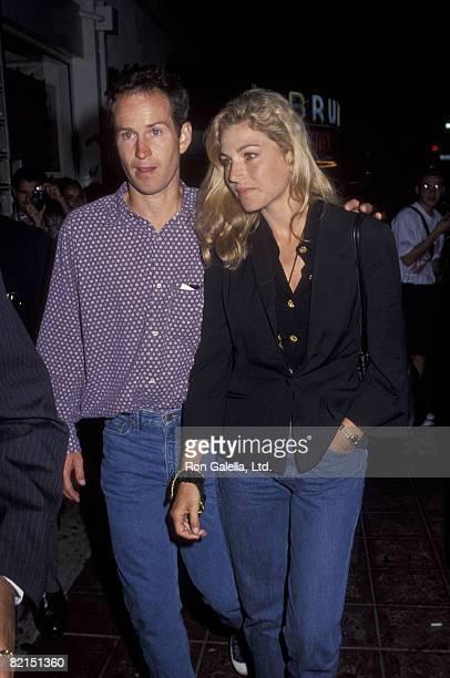 John McEnroe and Tatum O'Neal