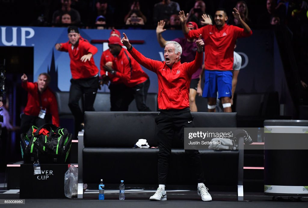 Laver Cup - Day Three : News Photo