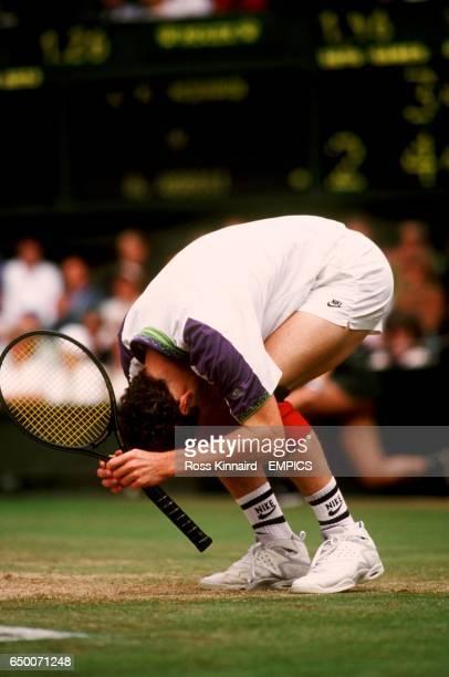 John McEnroe USA
