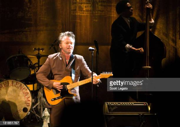 John Cougar Mellencamp Stock Fotos Und Bilder Getty Images
