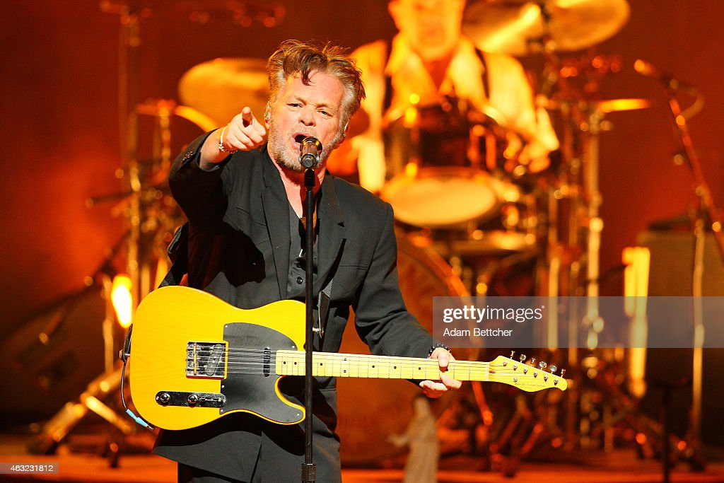 John Mellencamp performs at Northrup Auditorium on February 11, 2015 in Minneapolis, Minnesota.