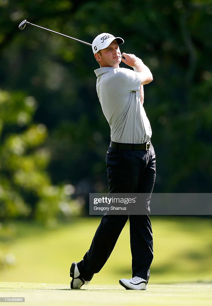 World Golf Championships-Bridgestone Invitational - Round Three