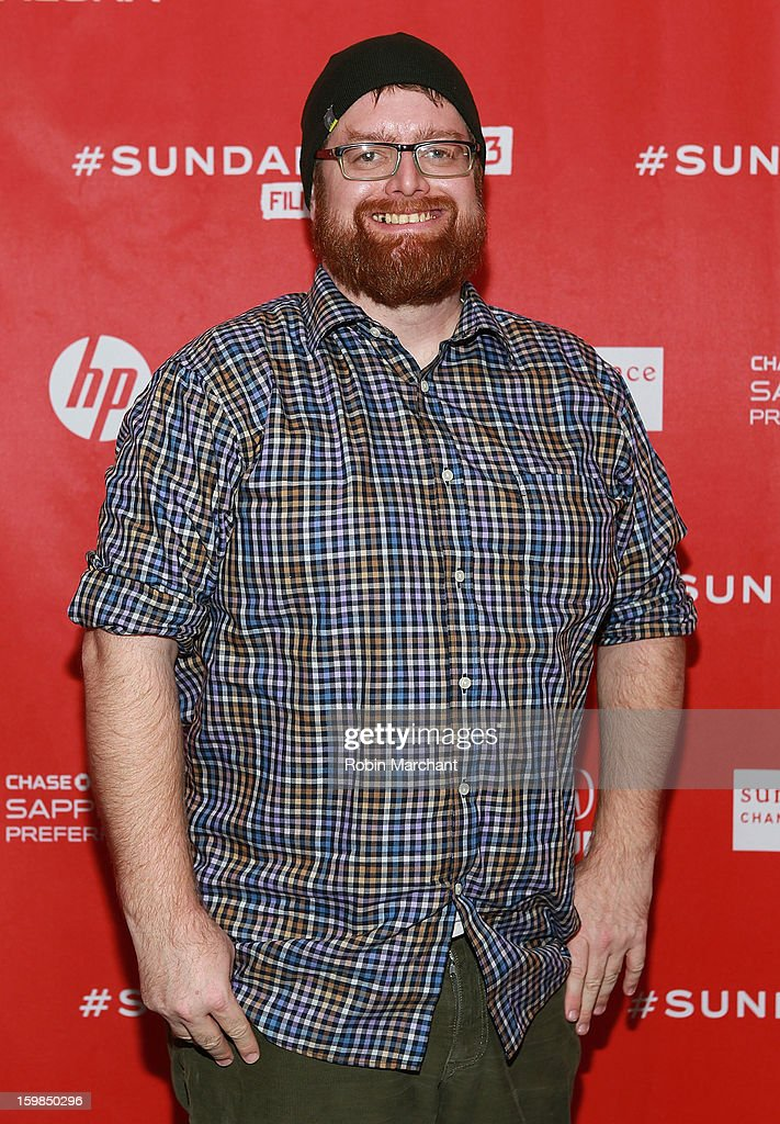 John Merriman attends 'Pit Stop' Premiere at Prospector Square on January 21, 2013 in Park City, Utah.