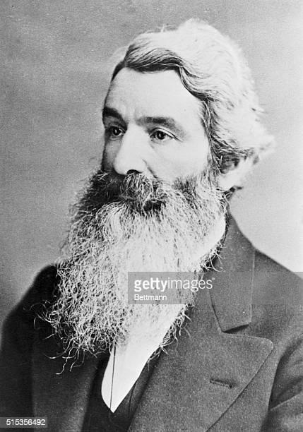 John Muir American naturalist instrumental in establishing Yosemite Park