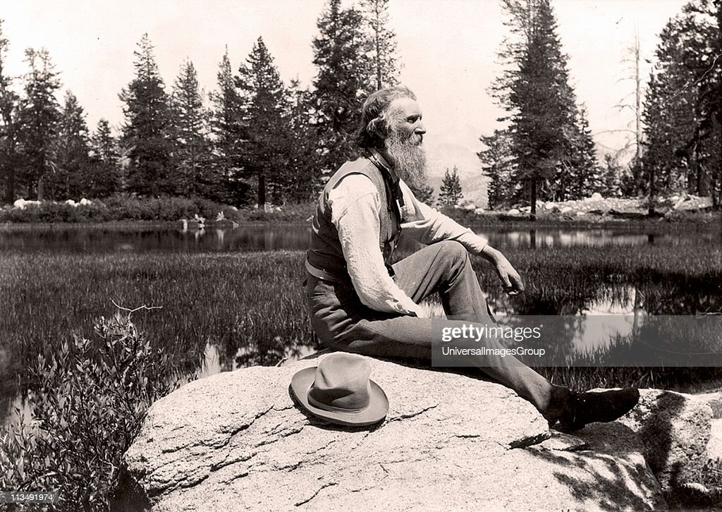 OTD Apr 21 1838 Naturalist John Muir Is Born