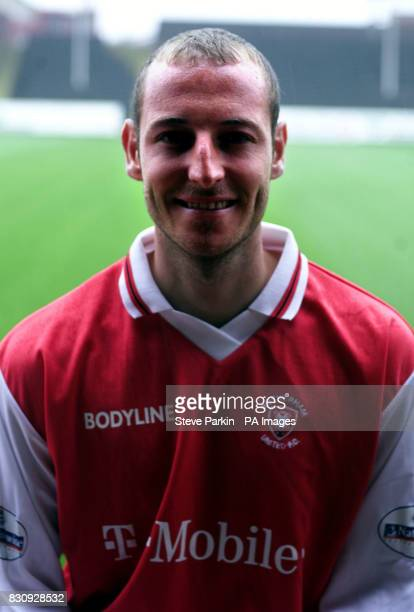 John Mullin of ROTHERHAM UTD2002/2003 SEASON THIS PICTURE CAN ONLY BE USED WITHIN THE CONTEXT OF AN EDITORIAL FEATURE NO UNOFFICIAL CLUB WEBSITE USE