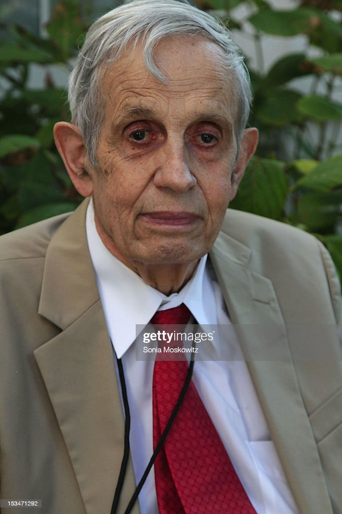 John Nash attends the Nobel Laureate Exhibition Reception during the 20th Hamptons International Film Festival at The Maidstone Hotel on October 5, 2012 in East Hampton, New York.