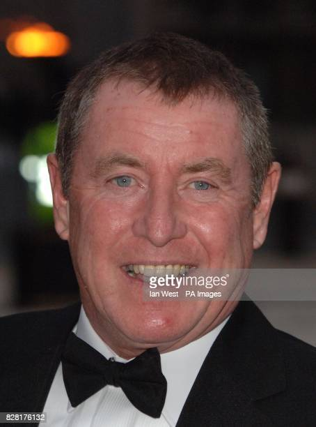 John Nettles arrives at ITV's 50th Anniversary Dinner a prestige champagne reception in the presence of HM The Queen and HRH The Duke of Edinburgh...