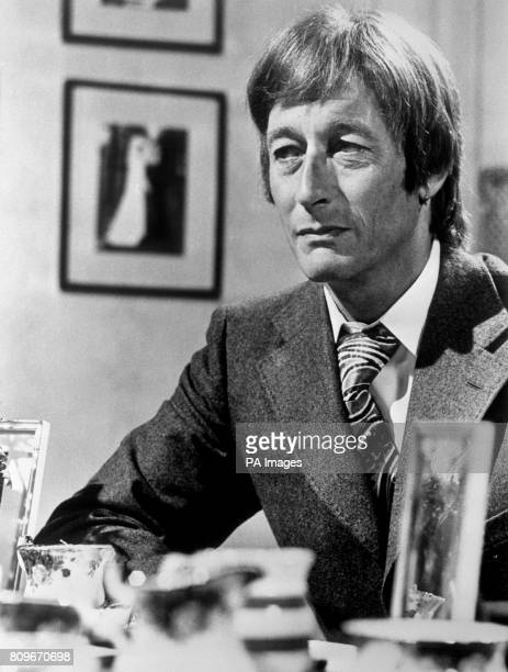 John Neville as 'Harry Beaumont' in the ITV Sunday Night Theatre play 'Blinkers'