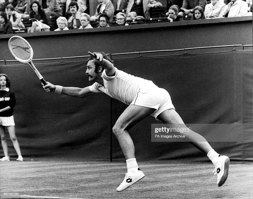 Tennis Rawlings International Grass Court Championships John