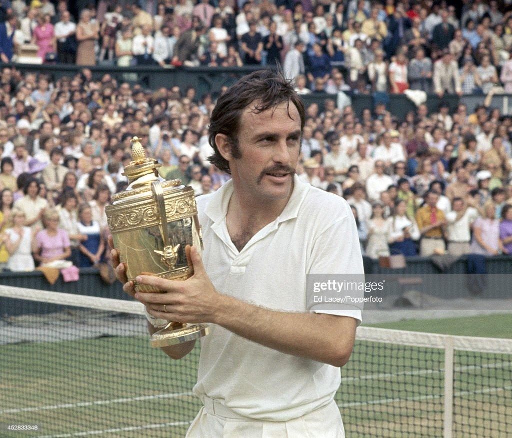 John New be Wins Wimbledon