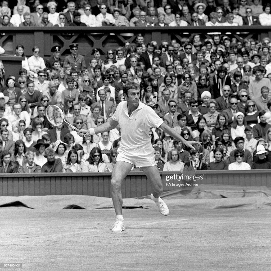 Tennis Wimbledon Championships Men s Singles Final John