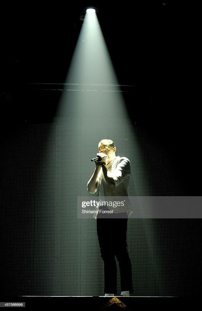 John Newman Performs At The Manchester Apollo