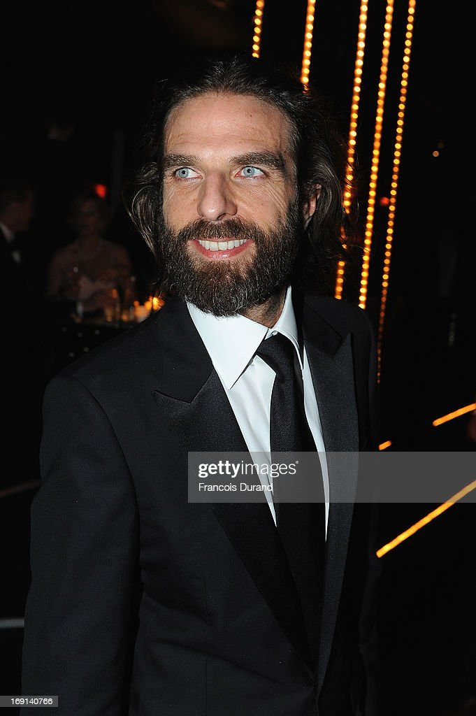 John Nollet attends the 'Blood Ties' cocktail and party hosted by Dior at Club by Albane in Bulgari Rooftop on May 20, 2013 in Cannes, France.