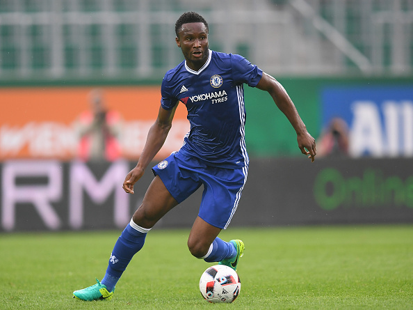 SK Rapid Vienna v Chelsea - Friendly Match : News Photo