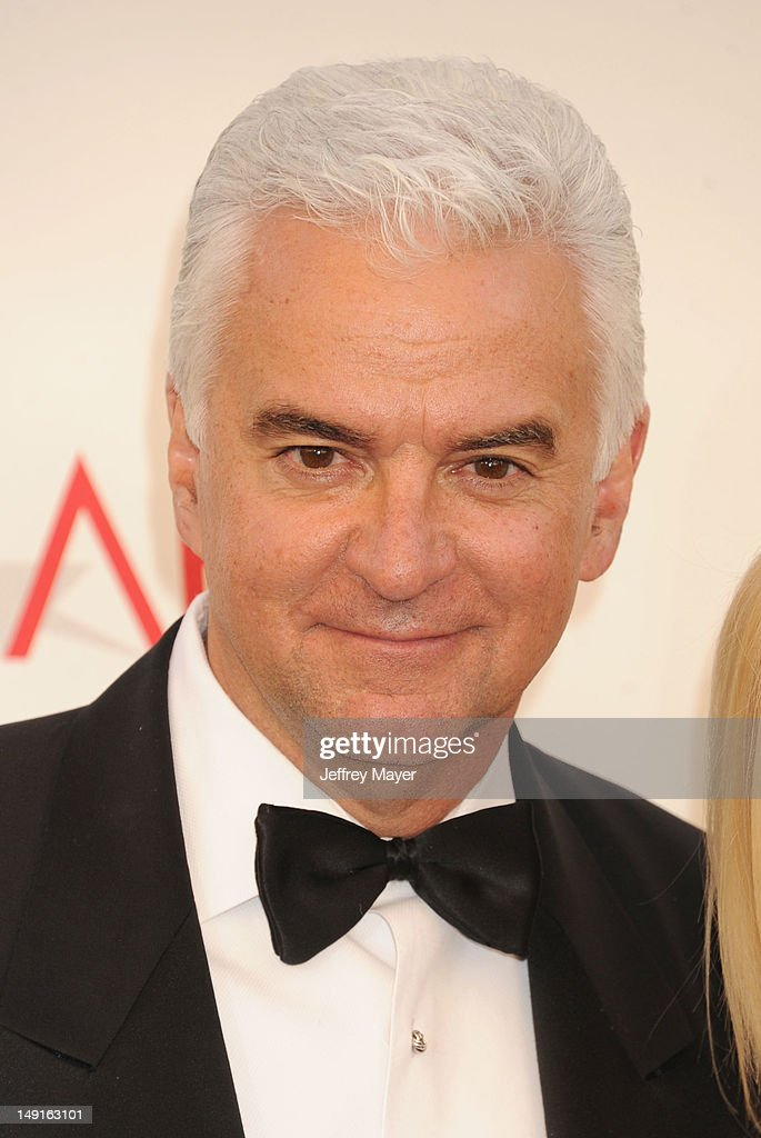 John O'Hurley arrives at the 40th AFI Life Achievement Award honoring Shirley MacLaine at Sony Pictures Studios on June 7, 2012 in Los Angeles, California.