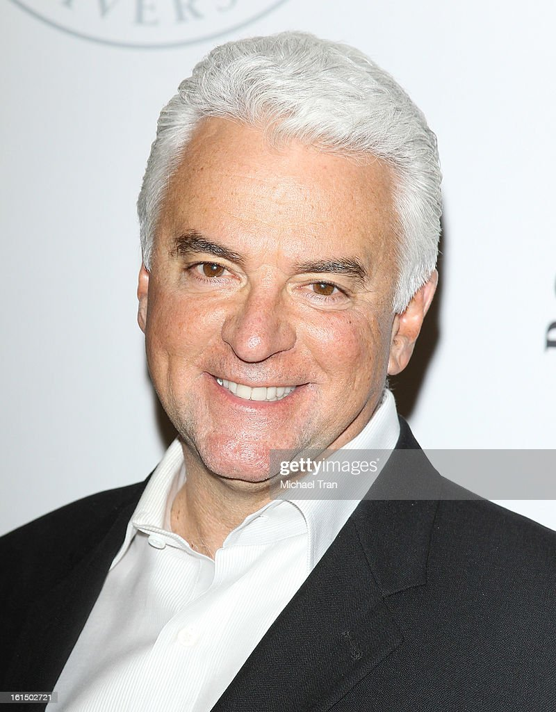 <a gi-track='captionPersonalityLinkClicked' href=/galleries/search?phrase=John+O%27Hurley&family=editorial&specificpeople=847410 ng-click='$event.stopPropagation()'>John O'Hurley</a> arrives at the PGA TOUR Wives Association celebrates its 25th Anniversary held at Fairmont Miramar Hotel on February 11, 2013 in Santa Monica, California.