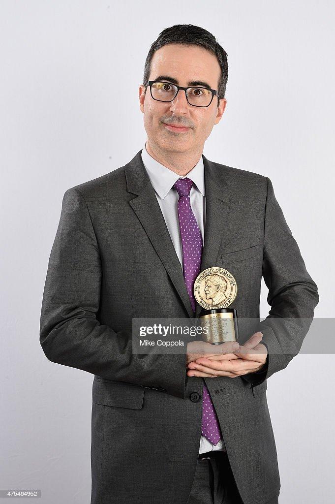 The 74th Annual Peabody Awards Ceremony - Press Room