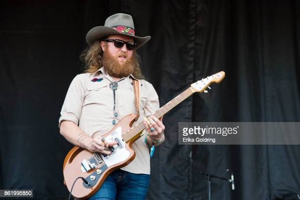 John Osborne of Brothers Osborne performs during Austin City Limits Festival at Zilker Park on October 15 2017 in Austin Texas