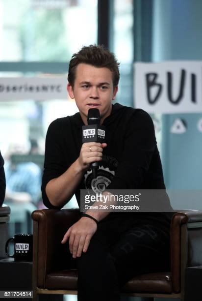 John Owen Lowe attends Build Series to discuss his new show 'The Lowe Files' at Build Studio on July 24 2017 in New York City