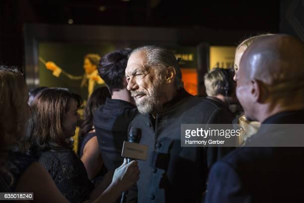 John Paul DeJoria arrives at the City Gala 2017 at Walt Disney Concert Hall on February 12 2017 in Los Angeles California