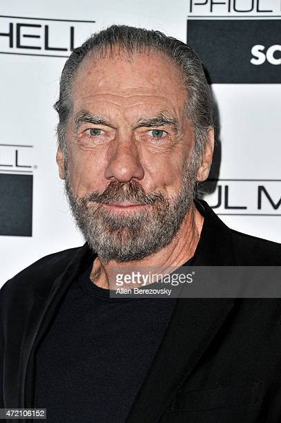 John Paul DeJoria attends Paul Mitchell Schools' 12th Annual FUNraising Gala at The Beverly Hilton Hotel on May 3 2015 in Beverly Hills California