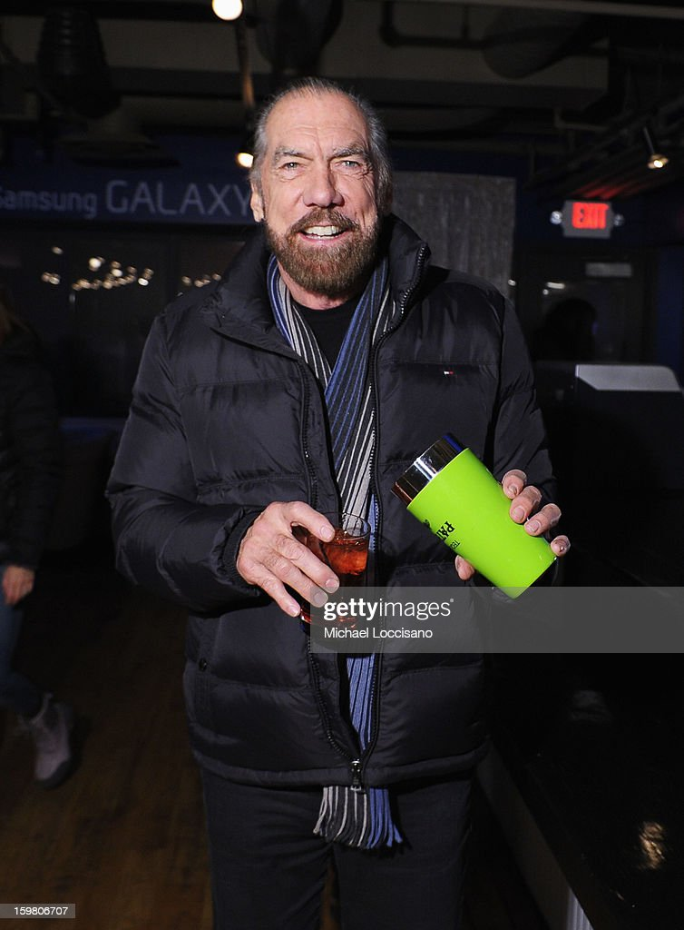 <a gi-track='captionPersonalityLinkClicked' href=/galleries/search?phrase=John+Paul+DeJoria&family=editorial&specificpeople=228016 ng-click='$event.stopPropagation()'>John Paul DeJoria</a> attends the Before Midnight Premiere Cocktail Party at The Samsung Galaxy Lounge at Village At The Lift on January 20, 2013 in Park City, Utah.