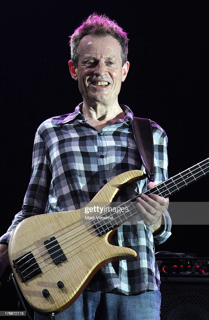 <a gi-track='captionPersonalityLinkClicked' href=/galleries/search?phrase=John+Paul+Jones&family=editorial&specificpeople=244123 ng-click='$event.stopPropagation()'>John Paul Jones</a> performs with Seasick Steve at day 1 of the Lowlands Festival on August 16, 2013 in Biddinghuizen, Netherlands.