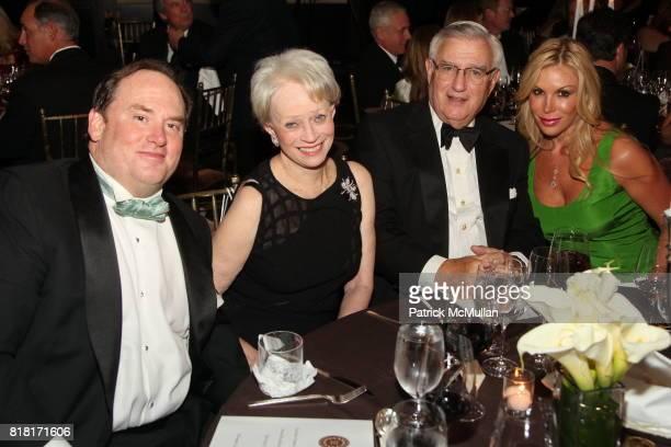 John Phelan Melva Bucksbaum Roy Zuckerberg and Amy Phelan attend COLD SPRING HARBOR LABORATORY Double Helix Medal Dinner at Mandarin Oriental on...