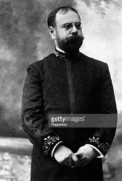 John Philip Sousa American Band leader and composer