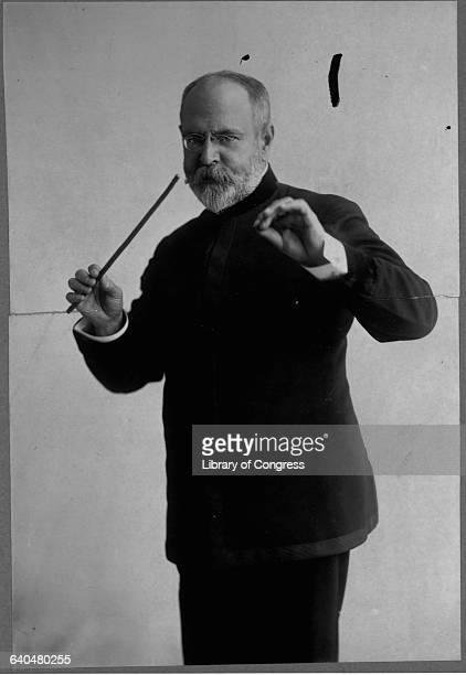 John Philip Sousa Conducting