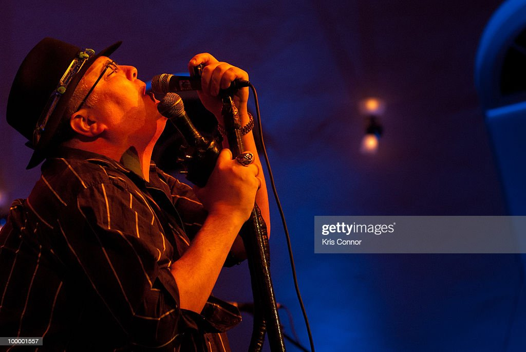 John Popper of Blues Traveler performs during the America's Everglades Summit to Unite Conservation celebration at Eastern Market on May 19, 2010 in Washington, DC.