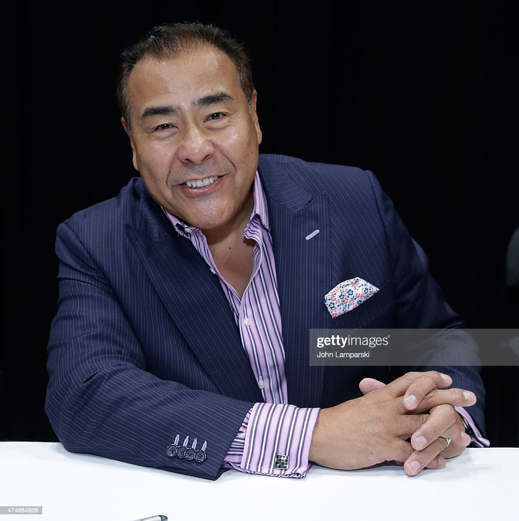 John Quinones attends BookExpo America 2015 at Jacob Javits Center on May 27 2015 in New York City