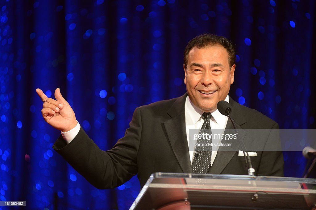 John Quinones attends the 4th annual Milagros para Ninos Gala benefitting Boston Children's Hospital at The Westin Boston Waterfront on September 20, 2013 in Boston, Massachusetts.