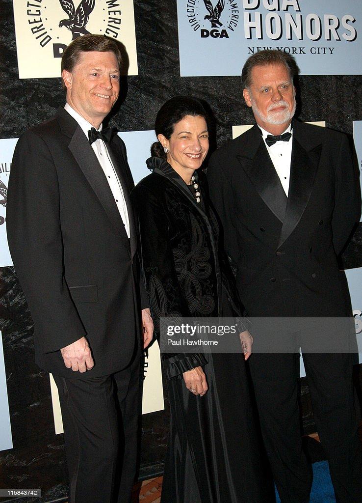 John R McKernan Jr husband of US Senator Olympia Snowe and Taylor Hackford of the DGA