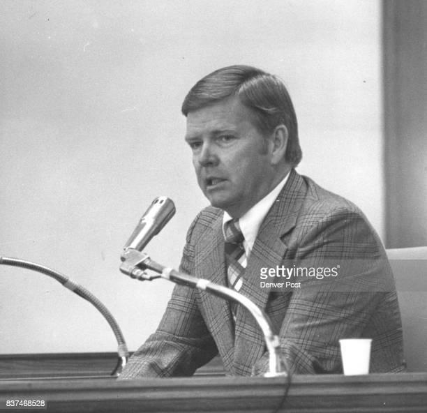 John Ray Enright Avoided a contempt citation Credit Denver Post