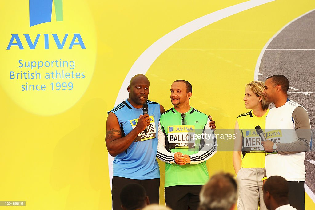 Aviva Legends Relay