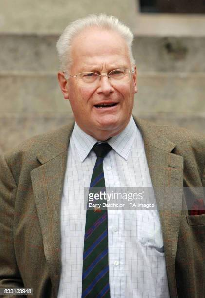 John Richards leaves Cardiff Crown Court today