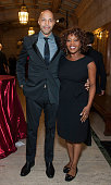 John Ridley and Alfre Woodard attend The USC Libraries 26th Annual Scripter Awards at USC on February 8 2014 in Los Angeles California