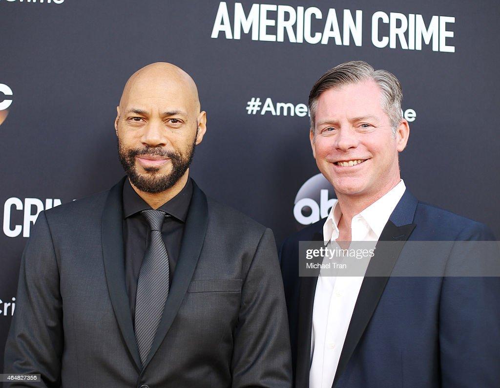 """""""American Crime"""" Premiere Event"""