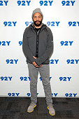 John Ridley attends 92nd Street Y Presents An Evening With 'American Crime' Season Two at the 92nd Street Y on January 5 2016 in New York City