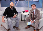 AMERICA John Ridley talks about his new show 'American Crime' on 'Good Morning America' 4/20/15 airing on the ABC Television Network