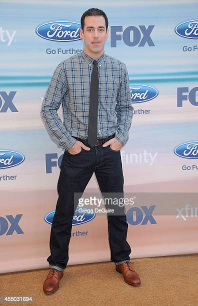 John Roberts arrives at the 2014 FOX Fall EcoCasino Party at The Bungalow on September 8 2014 in Santa Monica California