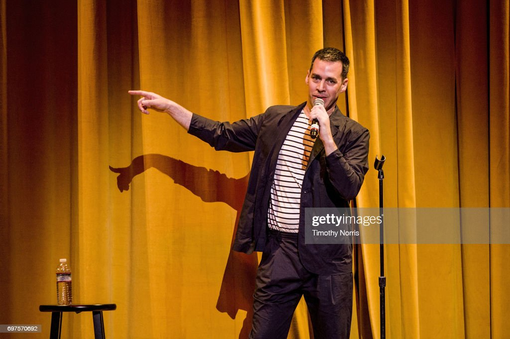 John Roberts performs during Bob's Burgers Live! at Orpheum Theatre on June 18, 2017 in Los Angeles, California.