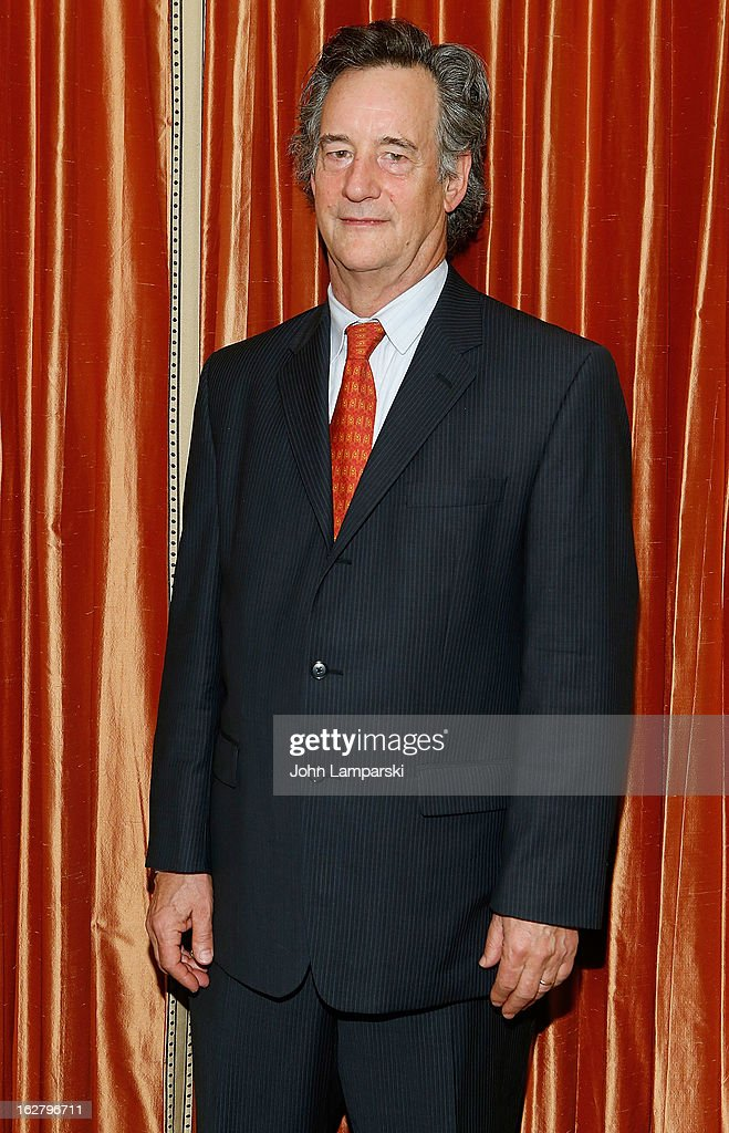 John Rothman attends the 'Breakfast At Tiffany's' Press Preview at Cafe Carlyle on February 27, 2013 in New York City.